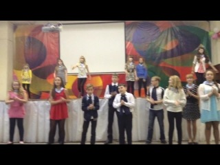 ����� � ������ - ���������� ���� (Choreography by Sveta)