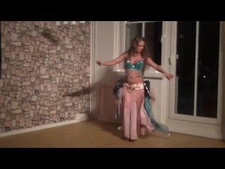 Isabella - Arabic Belly Dance  - رقص شرقي