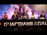 «Стражи Галактики 2014»: пресс-конференция фильма в Лондоне / 25 июля 2014