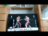 UFC 3. 2-ой бой на титул чемпиона UFS