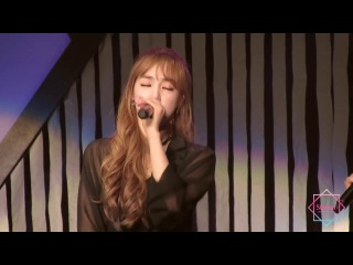 140930 SNSD FanMeeting Goodbye Tiffany fancam by Striver
